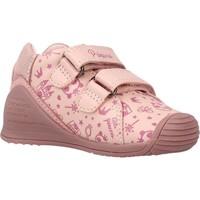 Schoenen Meisjes Laarzen Biomecanics 211113 Roze
