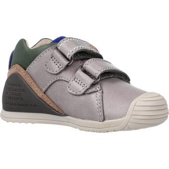 Schoenen Jongens Laarzen Biomecanics 211137 Grijs