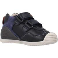 Schoenen Jongens Laarzen Biomecanics 211138 Blauw