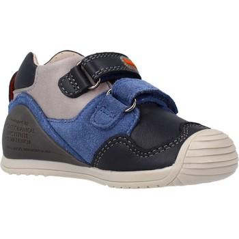 Schoenen Jongens Laarzen Biomecanics 211139 Blauw