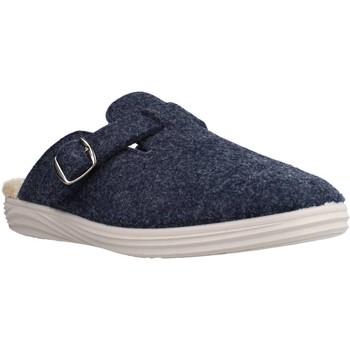 Schoenen Heren Sloffen Vulladi 3160 327 Blauw