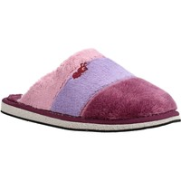 Schoenen Dames Sloffen Vulladi 3550 C01 Roze
