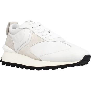 Schoenen Dames Lage sneakers Voile Blanche QWARK WOMAN Wit