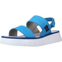 Schoenen Dames Sandalen / Open schoenen Fly London CURA318FLY Blauw
