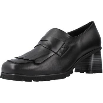 Schoenen Dames Mocassins Argenta 112272 Zwart