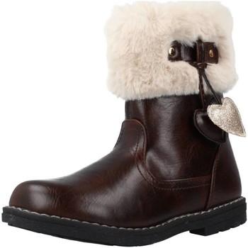 Schoenen Meisjes Laarzen Chicco 112301 Rood