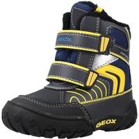 Schoenen Jongens Laarzen Geox B GULP B BOY ABX Blauw