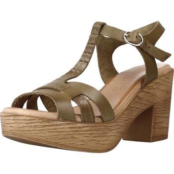 Schoenen Dames Sandalen / Open schoenen Chardi 4012CH Groen
