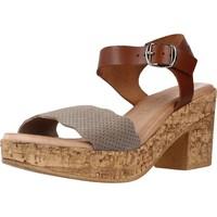 Schoenen Dames Sandalen / Open schoenen Chardi 4021CH Bruin