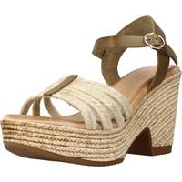 Schoenen Dames Sandalen / Open schoenen Chardi 4031CH Groen
