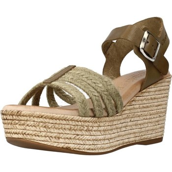 Schoenen Dames Sandalen / Open schoenen Chardi 4041CH Groen