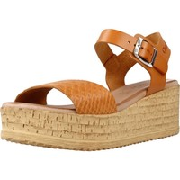 Schoenen Dames Sandalen / Open schoenen Chardi 4060CH Oranje