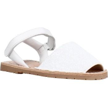 Schoenen Meisjes Sandalen / Open schoenen Ria 20090 21224 Wit
