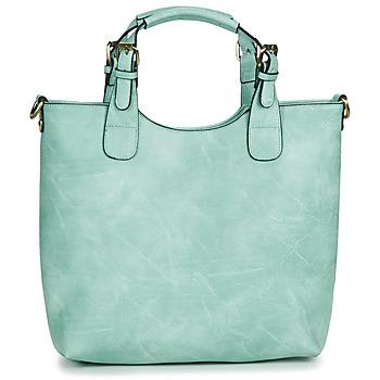 Tassen Dames Handtassen kort hengsel Moony Mood PAGELLO Groen