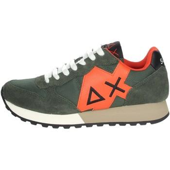 Schoenen Heren Lage sneakers Sun68 Z41110 Dark Green
