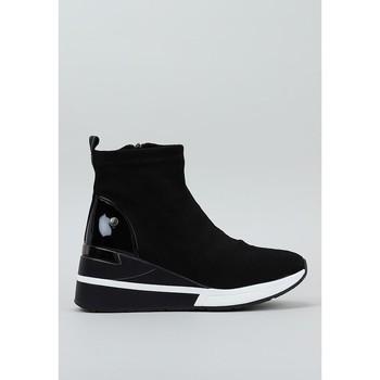 Schoenen Dames Hoge sneakers Xti  Zwart