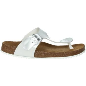Schoenen Dames Slippers Novaflex BOVEZZO Silver