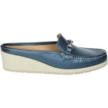 Schoenen Dames Mocassins Novaflex BOLLATE Blue