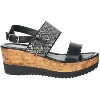 Schoenen Dames Sandalen / Open schoenen Novaflex FRESONARA Black