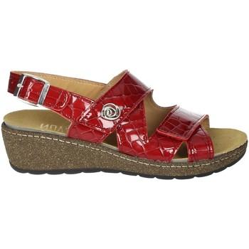 Schoenen Dames Sandalen / Open schoenen Novaflex FORIO Red