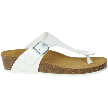 Schoenen Dames Slippers Novaflex FARINI White
