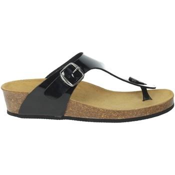 Schoenen Dames Slippers Novaflex FARINI Black