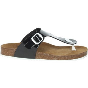 Schoenen Dames Slippers Novaflex BOVEZZO Black