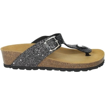 Schoenen Dames Slippers Novaflex BISENTI Black