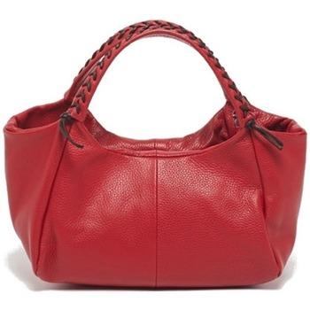 Tassen Dames Handtassen kort hengsel Victor & Hugo ANNA ROUGE FONCE