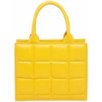 Tassen Dames Handtassen lang hengsel Abaco Studio LOLA JAUNE
