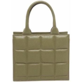 Tassen Dames Handtassen lang hengsel Abaco Studio LOLA VERT BOUTEILLE