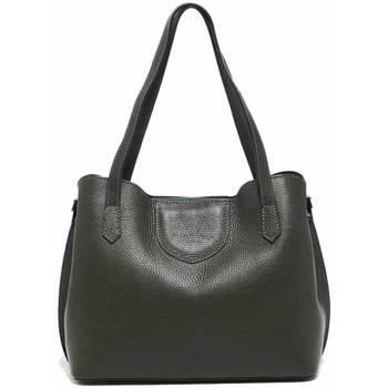 Tassen Dames Handtassen lang hengsel Maison Heritage RAMA VERT BOUTEILLE