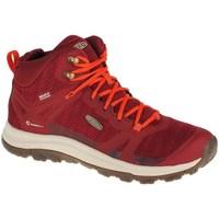 Schoenen Dames Hoge sneakers Keen Terradora II WP Rouge