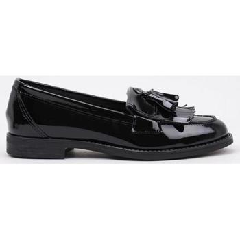 Schoenen Dames Mocassins Krack  Zwart