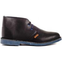 Schoenen Heren Laarzen Colour Feet MOGAMBO WARM Zwart
