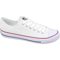 Schoenen Dames Lage sneakers Lee Cooper Lcwl 20 31 031 Blanc