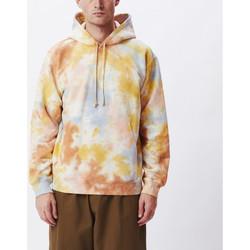Textiel Heren Sweaters / Sweatshirts Obey Mini bold recycled tie dye hd Multicolour