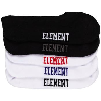 Accessoires Heren Sokken Element Low-rise socks 5 p. Multicolour