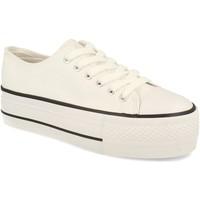 Schoenen Dames Lage sneakers Tony.p ABX-105 Blanco