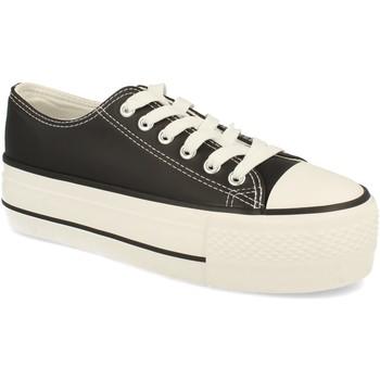 Schoenen Dames Lage sneakers Tony.p ABX-105 Negro