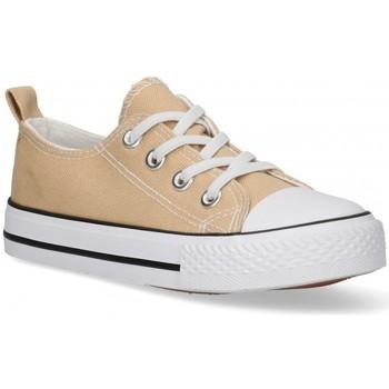 Schoenen Jongens Lage sneakers Luna Collection 58049 brown