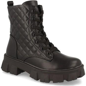 Schoenen Dames Laarzen Milaya 8S13 Negro