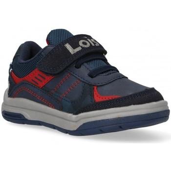 Schoenen Jongens Lage sneakers Lois 58173 blauw