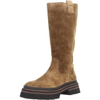 Schoenen Dames Hoge laarzen Alpe 2054 11 Bruin