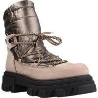 Schoenen Dames Snowboots Alpe 2076 27 Beige