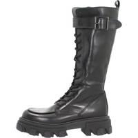 Schoenen Dames Hoge laarzen Alpe 2078 Zwart