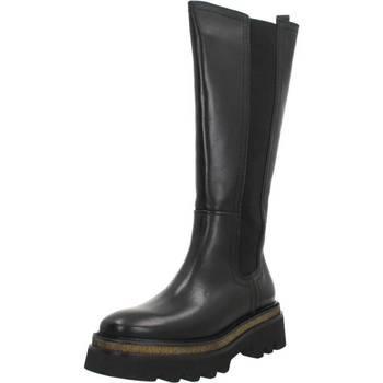 Schoenen Dames Hoge laarzen Alpe 2130 08 Zwart