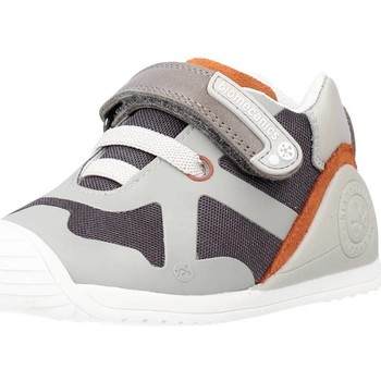 Schoenen Jongens Lage sneakers Biomecanics 211131 Grijs