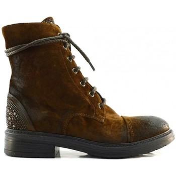 Schoenen Dames Laarzen Now 7020 Brown