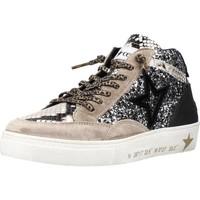 Schoenen Dames Hoge sneakers Cetti C1267ANTE Zwart
